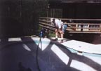 Coplient Painting SWIMMING POOL Example