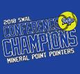 Mineral Point Softball Conference Champions 2018